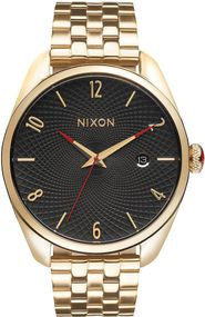 Nixon Bullet A418-510 Damenarmbanduhr Design Highlight