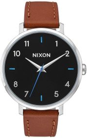Nixon Arrow Leather A1091-019 Damenarmbanduhr Design Highlight