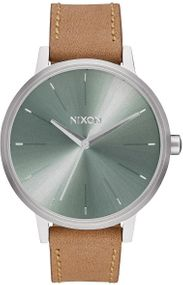 Nixon Kensington Leather A108-2217 Damenarmbanduhr Design Highlight