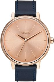 Nixon Kensington Leather A108-2160 Damenarmbanduhr Design Highlight