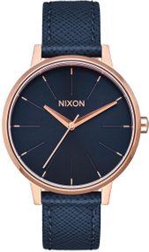 Nixon Kensington Leather A108-2195 Damenarmbanduhr Design Highlight