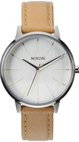 Nixon Kensington Leather A108-1603 Damenarmbanduhr Design Highlight