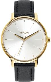 Nixon Kensington Leather A108-1964 Damenarmbanduhr Design Highlight