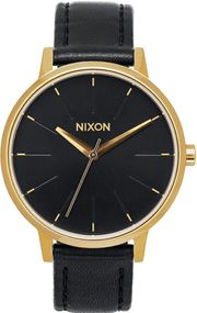Nixon Kensington Leather A108-513 Damenarmbanduhr Design Highlight