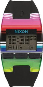 Nixon Comp S A336-2229 Unisexuhr Design Highlight