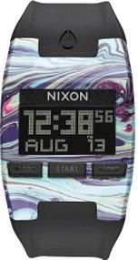 Nixon Comp A408-2151 Unisexuhr Design Highlight