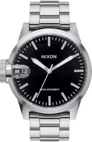 Nixon Chronicle 44 A441-000 Herrenarmbanduhr Design Highlight