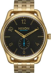 Nixon C45 SS A951-510 Herrenarmbanduhr Design Highlight