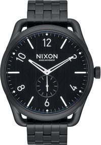 Nixon C45 SS A951-001 Herrenarmbanduhr Design Highlight