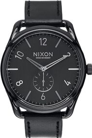 Nixon C45 Leather A465-000 Herrenarmbanduhr Design Highlight