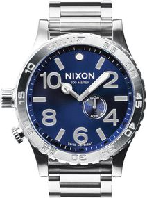 Nixon 51-30 Tide A057-1258 Herrenarmbanduhr Design Highlight