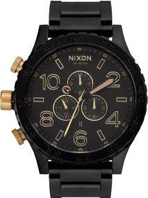 Nixon 51-30 Chrono A083-1041 Herrenarmbanduhr Design Highlight