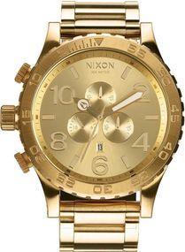 Nixon 51-30 Chrono A083-502 Herrenarmbanduhr Design Highlight