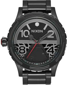 Nixon 51-30 Automatic LTD SW A171SW-2444 Herrenarmbanduhr Design Highlight