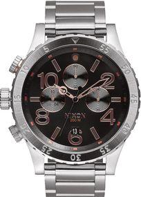 Nixon 48-20 Chrono A486-2064 Herrenarmbanduhr Design Highlight