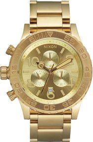 Nixon 42-20 Chrono A037-502 Herrenchronograph Design Highlight