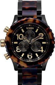 Nixon 42-20 Chrono A037-679 Herrenchronograph Design Highlight