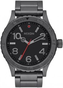 Nixon 46 A916-632 Herrenarmbanduhr Design Highlight