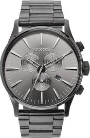 Nixon Sentry Chrono A386-632-00 Herrenchronograph Design Highlight