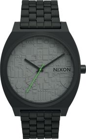 Nixon Time Teller SW A045SW-2383 Unisexuhr Design Highlight