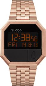 Nixon Re-Run A158-897 Herrenarmbanduhr Design Highlight