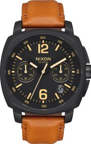 Nixon Charger Chrono A1073-2447 Herrenchronograph Design Highlight