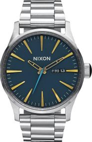 Nixon Sentry SS A356-2076 Herrenarmbanduhr Design Highlight