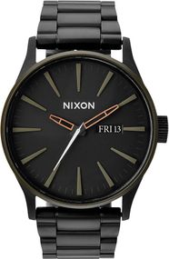 Nixon Sentry SS A356-1530 Herrenarmbanduhr Design Highlight