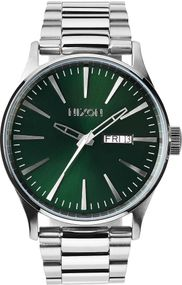 Nixon Sentry SS A356-1696 Herrenarmbanduhr Design Highlight
