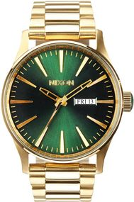 Nixon Sentry SS A356-1919 Herrenarmbanduhr Design Highlight