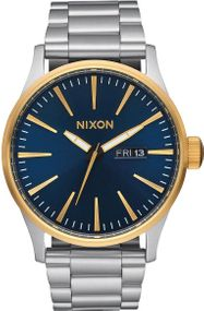 Nixon Sentry SS A356-1922 Herrenarmbanduhr Design Highlight