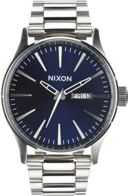 Nixon Sentry SS A356-1258 Herrenarmbanduhr Design Highlight