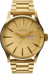 Nixon Sentry SS A356-502 Herrenarmbanduhr Design Highlight