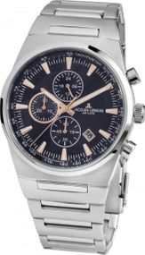 Jacques Lemans MANCHESTER 1-1734B Herrenchronograph Design Highlight