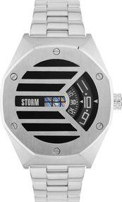 Storm London VAULTAS 47306/BK Herrenarmbanduhr Scheibenzeiger