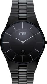 Storm London SLIM-X-XL 47159/SL Herrenarmbanduhr flach & leicht