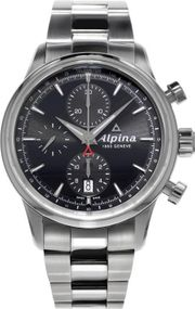 Alpina Geneve Alpiner Chronograph AL-750B4E6B Herren Automatikchronograph Sehr Sportlich