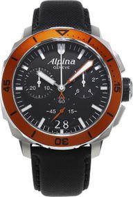 Alpina Geneve Diver 300 AL-372LBO4V6 Herrenchronograph Massives Gehäuse