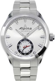 Alpina Geneve Horological Smartwatch AL-285S5AQ6B Herrenarmbanduhr SmartWatch