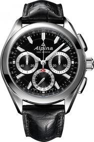 Alpina Geneve Alpiner 4 Flyback Chronograph AL-760BS5AQ6 Herren Automatikchronograph Manufakturkaliber