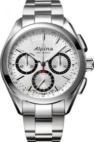 Alpina Geneve Alpiner 4 Flyback Chronograph AL-760SB5AQ6B Herren Automatikchronograph Manufakturkaliber