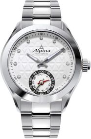 Alpina Geneve Horological Smartwatch AL-285STD3C6B Damenarmbanduhr SmartWatch