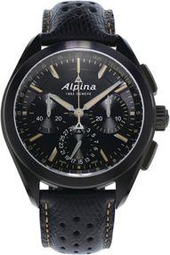 Alpina Geneve Alpiner 4 Flyback Chronograph AL-760BBG5FBAQ6 Herren Automatikchronograph Manufakturkaliber