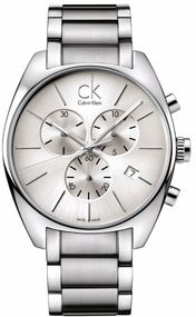 Calvin Klein Exchange Chrono K2F27126 Herrenchronograph Swiss Made