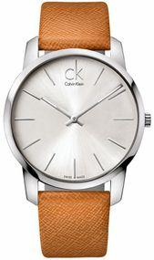 Calvin Klein City K2G21138 Herrenarmbanduhr Besonders Flach