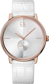 Calvin Klein Accent K2Y216K6 Elegante Damenuhr Design Highlight