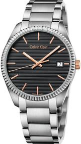Calvin Klein Alliance Gent K5R31B41 Mens Wristwatch Classic & Simple
