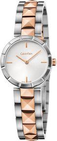 Calvin Klein Edge K5T33BZ6 Damenarmbanduhr Schmuckband