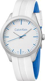 Calvin Klein Color K5E51FK6 Armbanduhr Aluminiumgehäuse