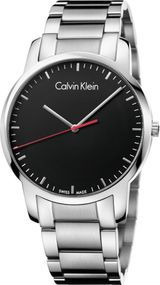 Calvin Klein CITY PO K2G2G141 Herrenarmbanduhr Swiss Made